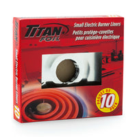SMALL ELECTRIC BURNER LINERS 10pk - Unusual Finds Discount Store