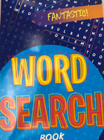 FANTASTIC WPRD SEARCH FIND PUZZLE BOOK - Unusual Finds Discount Store