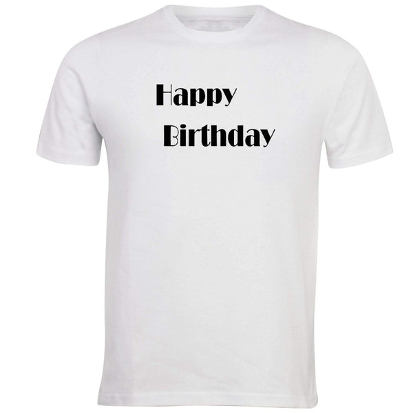 Happy Birthday T-shirt - Unusual Finds Discount Store