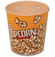 LARGE POPCORN BUCKET - Unusual Finds Discount Store