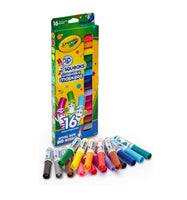 PIP SQUEAKS WASHABLE MARKERS 16pk - Unusual Finds Discount Store