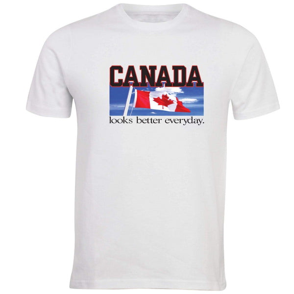 Canada Looks Better Everyday T-shirt