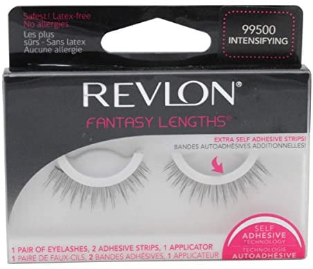 FAUX FAKE EYELASHES REVLON INTENSIFYING - Unusual Finds Discount Store