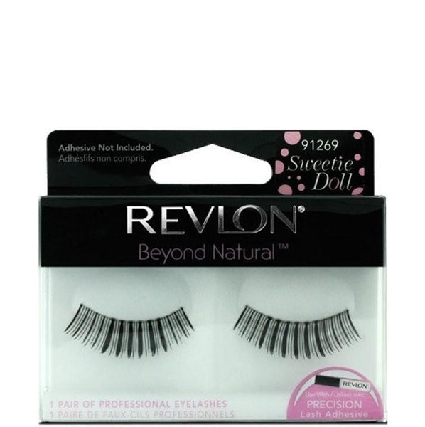 FAUX FAKE EYELASHES SWEETIE DOLL-REVLON - Unusual Finds Discount Store
