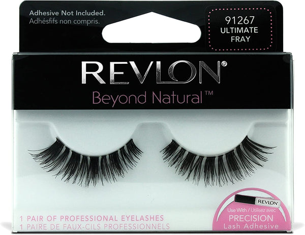 FAUX FAKE EYELASHES REVLON  ULTIMATE FRAY - Unusual Finds Discount Store
