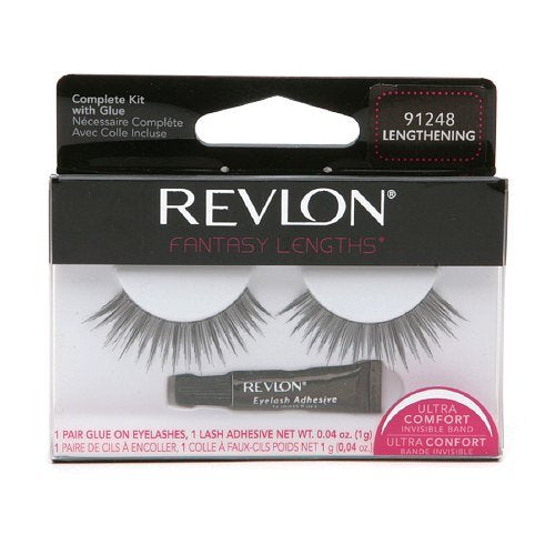 FAUX FAKE LASHES REVLON-LENGTHENING - Unusual Finds Discount Store