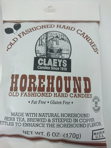 Old Fashion Hard Candy Horehound - Unusual Finds Discount Store