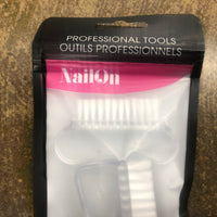 Nail On 2 PK Body Scrubbers - Unusual Finds Discount Store