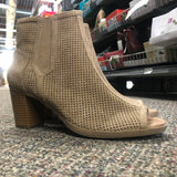 Mode Love Open Toe Boots - Unusual Finds Discount Store
