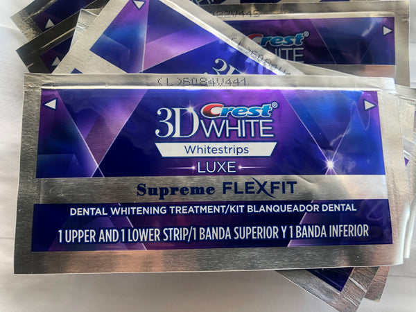 14 crest white strips packs - Unusual Finds Discount Store