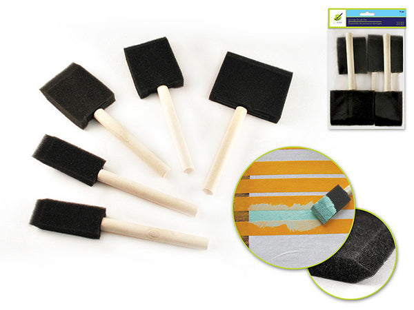 SPONGE BRUSH SET - Unusual Finds Discount Store