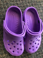 Clog Lilac Bright Lady - Unusual Finds Discount Store