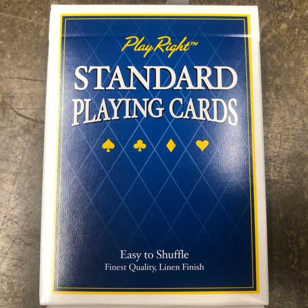Play Rite Standard Playing Cards - Unusual Finds Discount Store