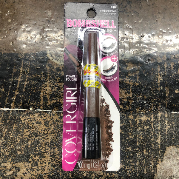 Cover Girl  BombShell pow-der-brow-Liner - Unusual Finds Discount Store