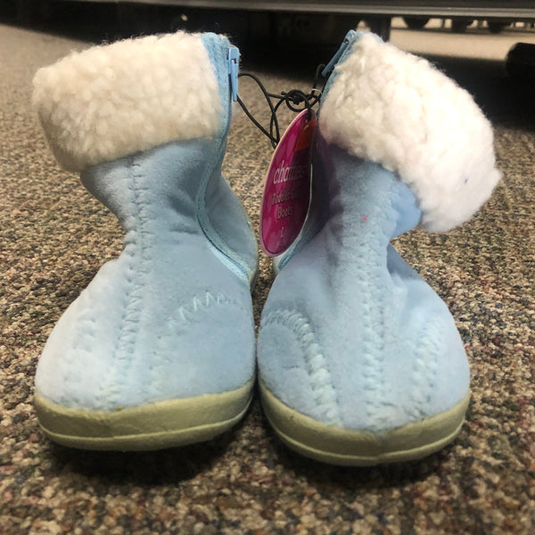 Clearance Child Boot Slipper No Skid SZ 8-10 - Unusual Finds Discount Store