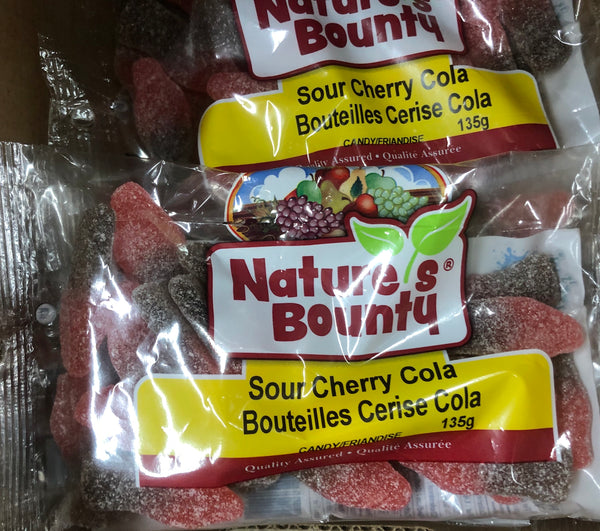 Sour Cherry Cola 135g - Unusual Finds Discount Store