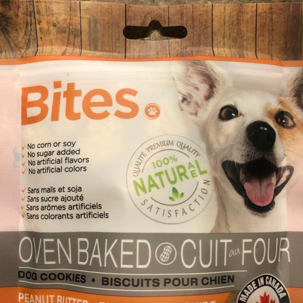 Oven Baked Dog Cookies Peanut Butter - Unusual Finds Discount Store