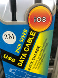 IOS USB Data High Speed Cord - Unusual Finds Discount Store