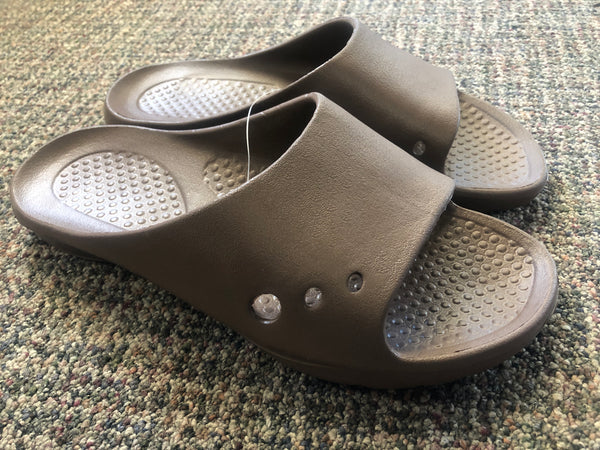 Slider Clogs Green - Unusual Finds Discount Store