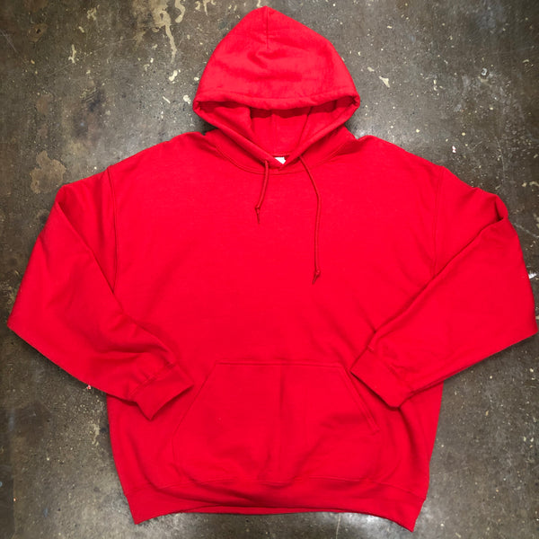 Unisex Red Hoodie Adult - Unusual Finds Discount Store