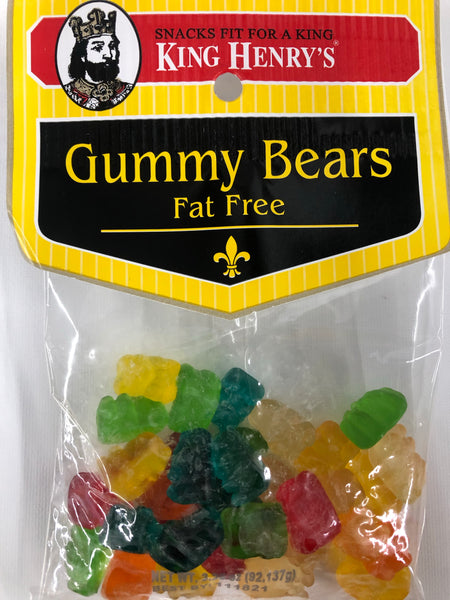 Gummy Bears Fat Free - Unusual Finds Discount Store