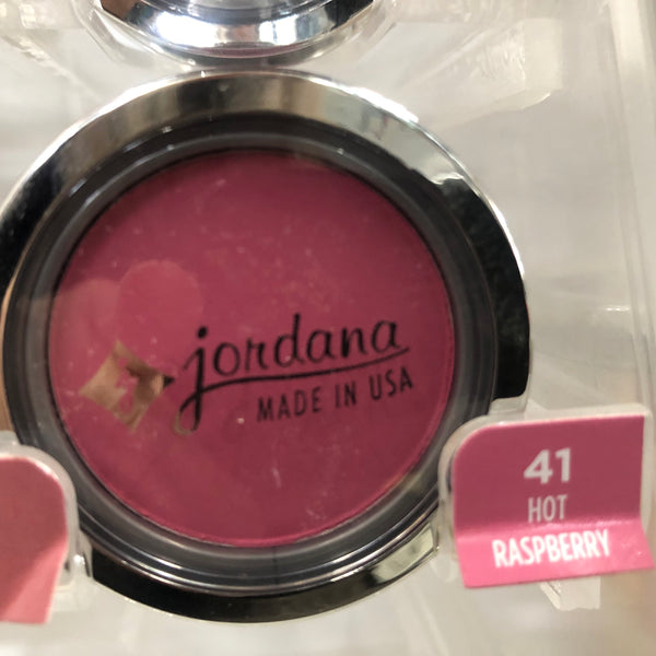 Jordana Powder Blush-Hot Raspberry - Unusual Finds Discount Store