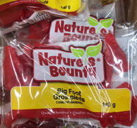 Big Foot BAGGED 140g - Unusual Finds Discount Store