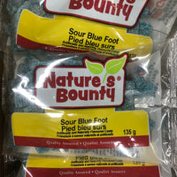 Sour Blue Foot 135g - Unusual Finds Discount Store