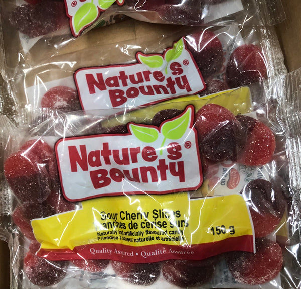 Sour Cherry Slices 150g - Unusual Finds Discount Store