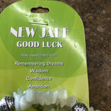 New Jade Bracelet- Im Lucky - Unusual Finds Discount Store