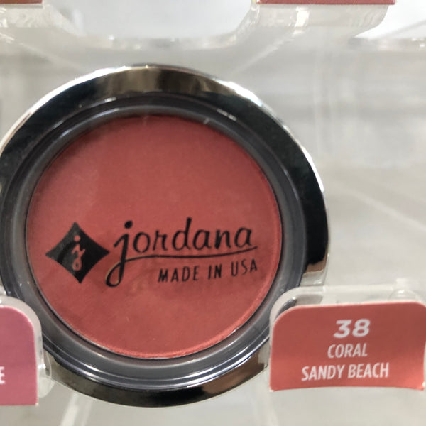 Jordana Powder Blush-Coral Sandy Beach - Unusual Finds Discount Store
