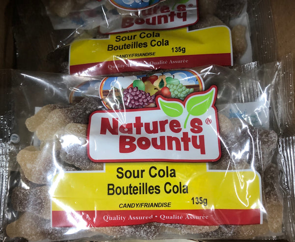 Sour Cola 135g - Unusual Finds Discount Store