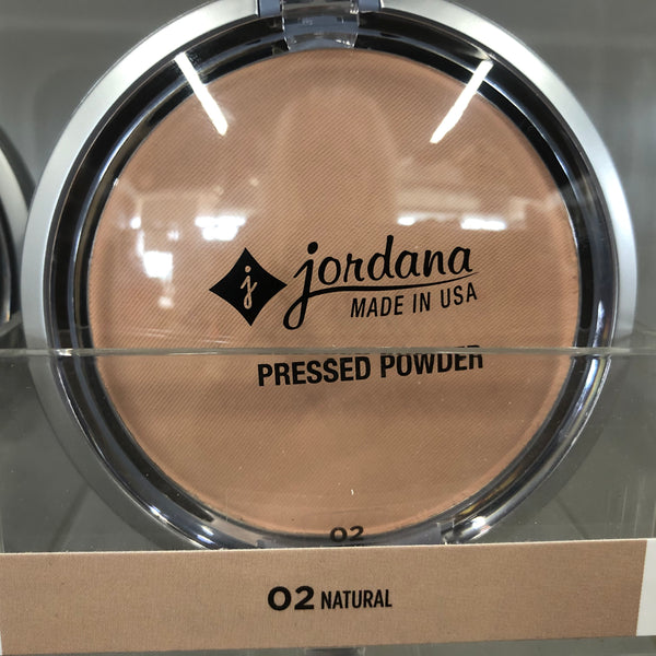 Jordana Pressed Powder-Natural - Unusual Finds Discount Store