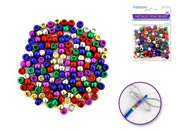 PONY BEADS Click Here for More Colors - Unusual Finds Discount Store