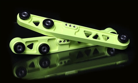Blackworks Billet Rear Lower Control Arm Civic 88-95 / Integra 90-01 - YELLOW