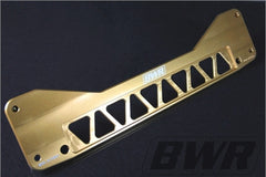 Blackworks Billet Aluminum Rear Subframe Brace RSX 02-06 Civic 01-05 - GOLD