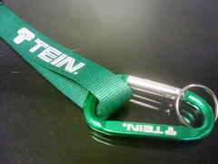 CLOSE UP TEIN CARABINER KEYCHAIN