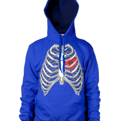 Turbo Chest Hoodie