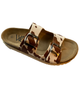 Safari Cowhide Sandal