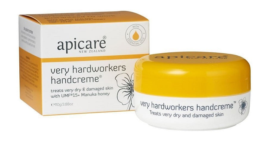 Apicare Very Hardworkers Handcreme 110g - An amazing product!