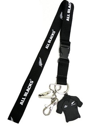 All Blacks Neckstrap