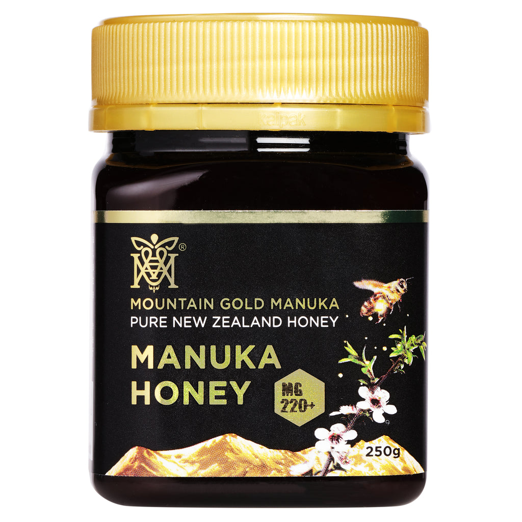 Manuka Honey MG 220+ 250g