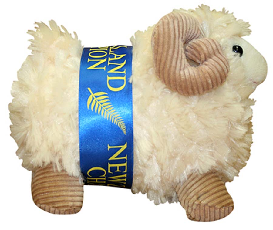 Champion Ram Soft Toy