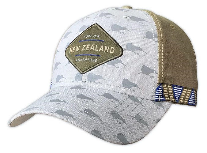 NZ 'Forever Adventure' Adults Cap
