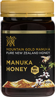 Manuka Honey MG 535+ 500g