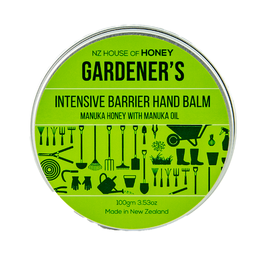 Gardeners Manuka Honey with Manuka Oil Intensive Barrier Hand Balm Pot 100gm
