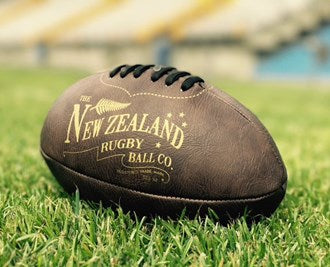 Antique Mini Rugby Ball