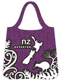 Aotearoa Map - Fold Out Bag