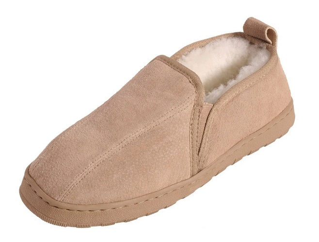 Mens Charlie Slipper - Tan