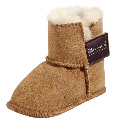 Childrens Sheepskin Booties - Snuggs